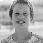 Portrait de Jules, 10 ans